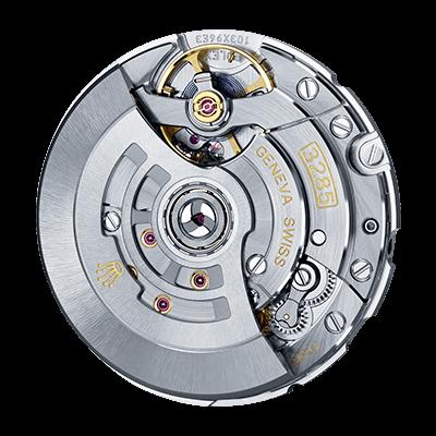 Kaliber 3285 der Rolex GMT-Master II